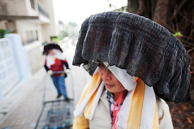 Hakka hats