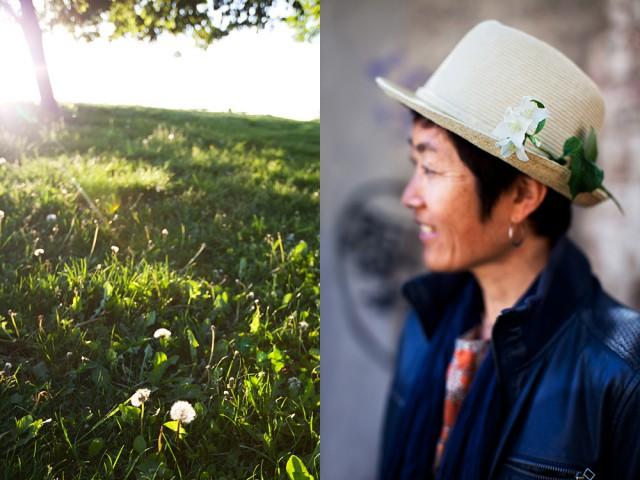 Mariko, naturopath
