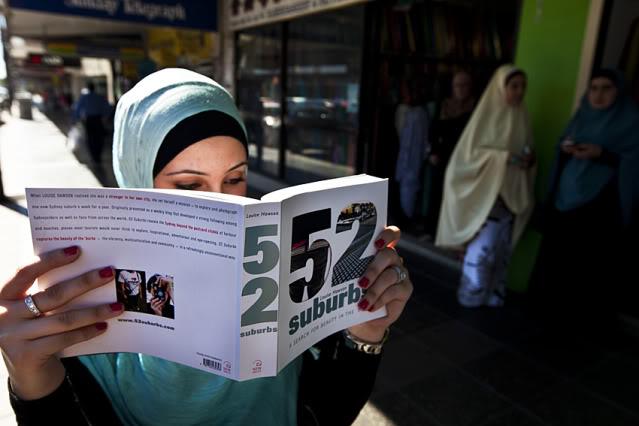 52 Suburbs Sydney Book