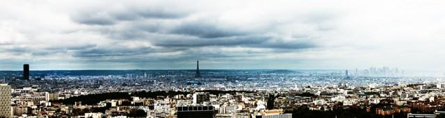 Paris-scape
