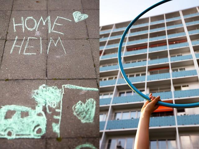 home - heim - same thing