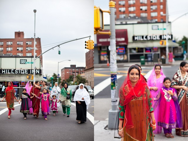 Bangladesh arrives on Hillside Avenue