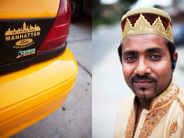 "King of Manhattan, living in Queens - Mohammed -  ""I drive a taxi so I can be my own boss"""
