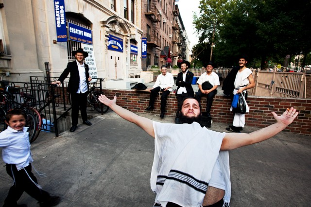 from Israel to Crown Heights :: 3