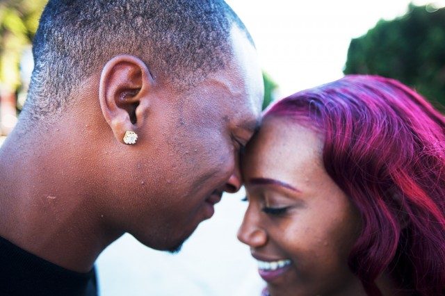 """I'm a famous rapper…. okay, not really"" - HD and girlfriend, Ishonay"
