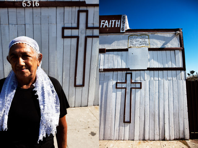 hand-made churches, South Central :: 1