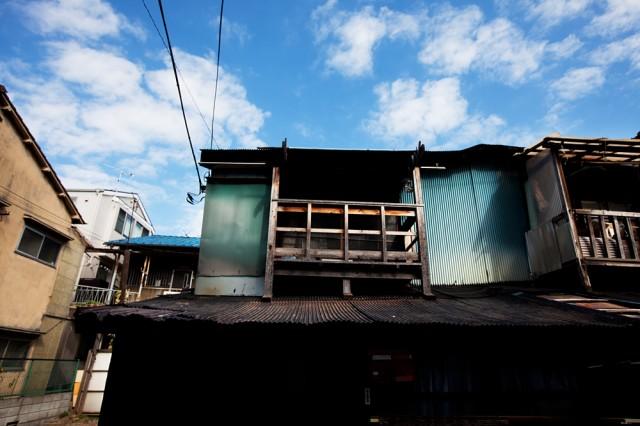 nagaya - 'long house'