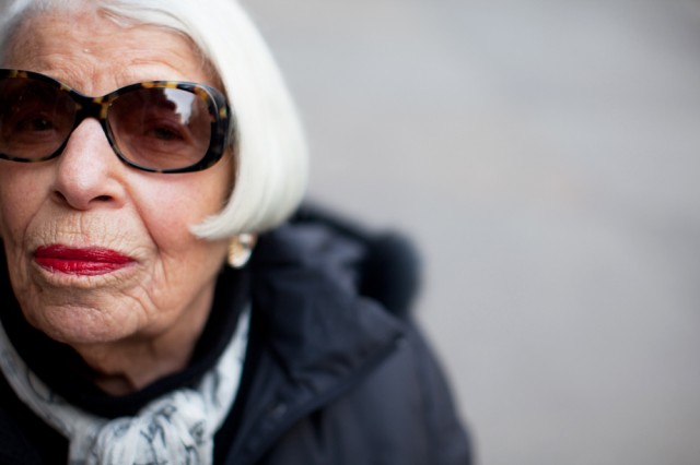 """Actually I live on the Upper East Side. I'm just here to see my therapist!' - Marilyn, 85"