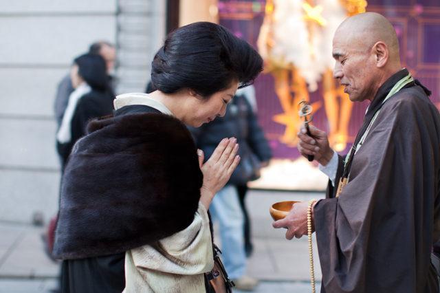 blessing her hair? :: 2