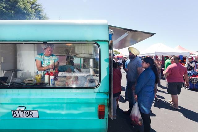 Otara Market day