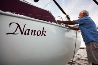 goodbye Nanok
