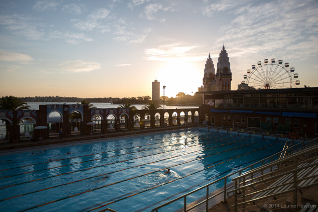 North Sydney Pool :: 2